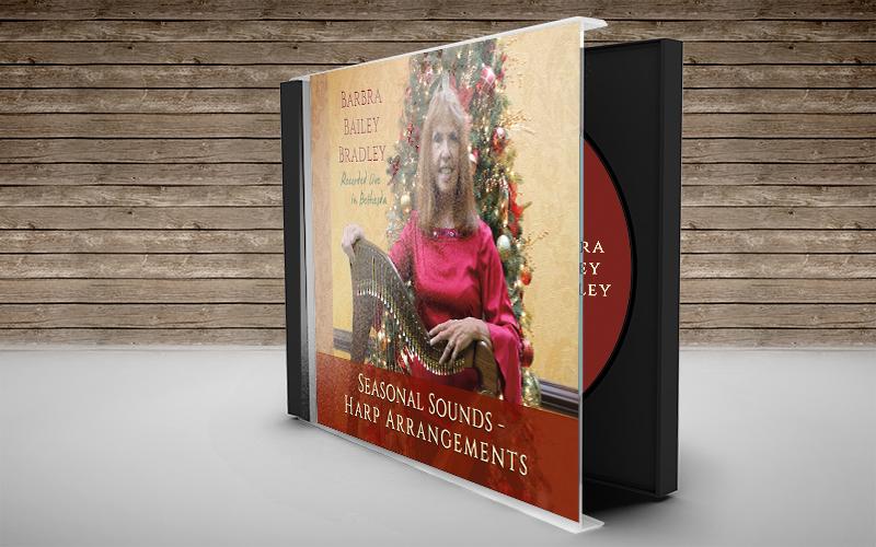 Barbra Bailey Bradley Christmas CD