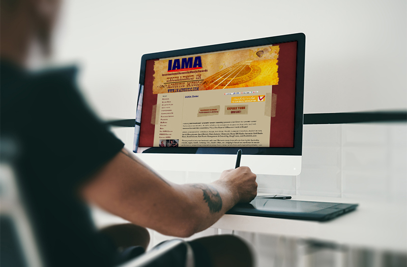 IAMA - Songwriting Competition www.inacoustic.com