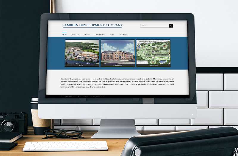 Lambdin Development -Construction Development Company www.lambdindevelopment.com