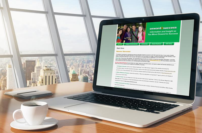 Onward 2 Success - Non Profit www.onward2success.com